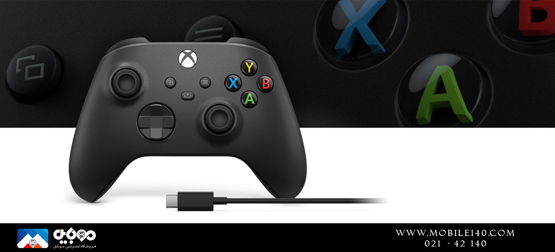 بررسی کنترلر Xbox