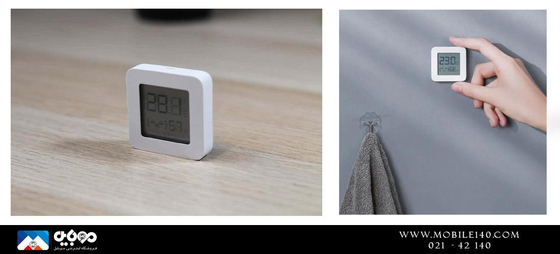 سنسور دما و رطوبت شیائومیTemperatur and humidity sensor