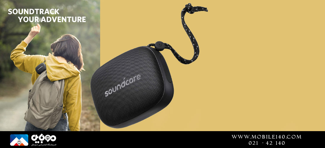 اسپیکر بلوتوثی  Anker Soundcore Icon mini A3121